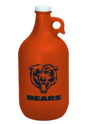 Chicago Bears Color Frosted 64oz Growler