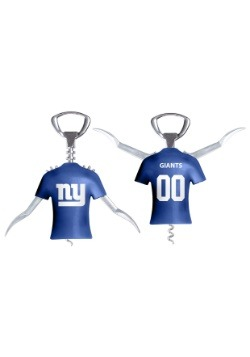 New York Giants Winged Bottle Opener