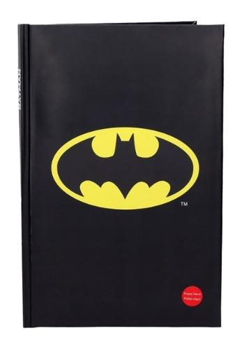BATMAN DC COMICS BIG NOTEBOOK W LIGHT