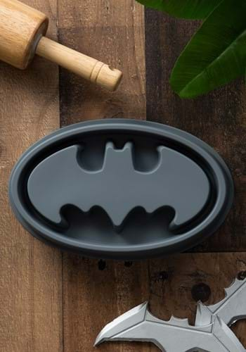 DC Comics Batman Logo Silicone Baking Tray