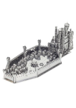 GAME OF THRONES KING'S LANDING METAL MODEL KIT 3D