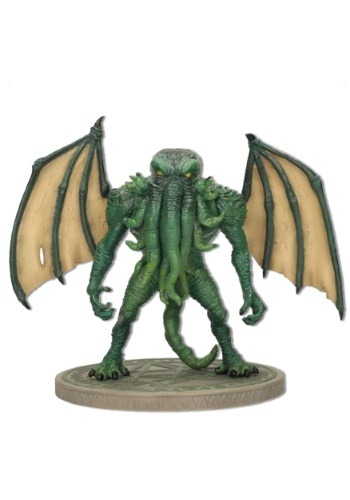 CTHULHU STATUE- 18 cm Tall