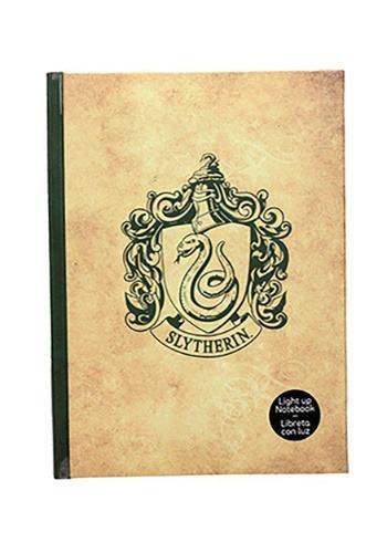 HARRY POTTER-SLYTHERIN LIGHT-UP NOTEBOOK