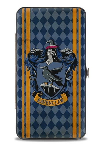 Harry Potter Ravenclaw Crest Hinged Wallet