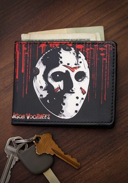 Friday the 13th Jason Mask Bi-Fold Wallet Update