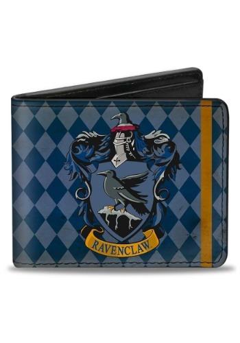 Harry Potter Ravenclaw Crest Bi-Fold Wallet