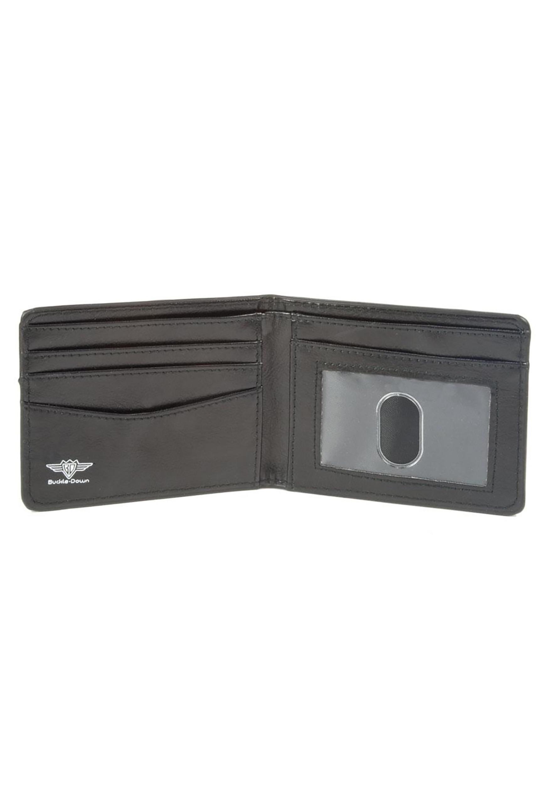 d48a4a33ddf2 Macho Man Randy Savage WWE Bi-Fold Wallet