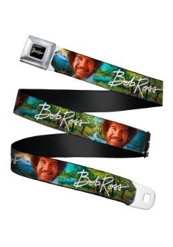 Landscapes Seatbelt Bob Ross Buckle Belt Update1