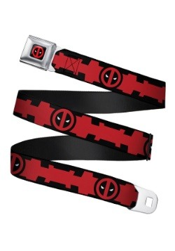 Deadpool Utility Belt Seatbelt Buckle Belt Update1