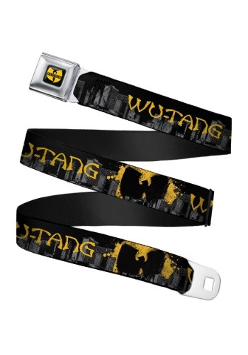 Wu-Tang Clan Seatbelt Buckle Belt Update1