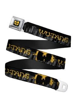 Wu-Tang Clan Seatbelt Buckle Belt