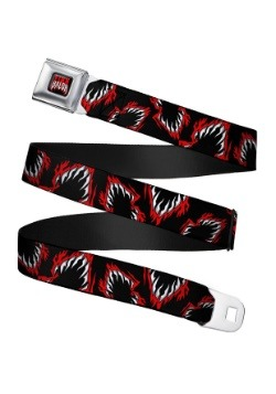WWE Finn Balor Logo Seatbelt Buckle Belt Update1