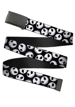 Nightmare Before Christmas Jack Skellington Black Belt updat