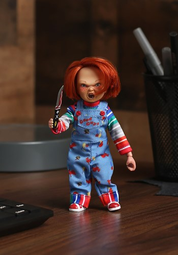 """Chucky 8"""" Clothed Figure Update"""