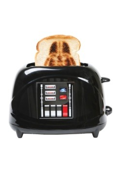 Star Wars Darth Vader Empire Toaster Black