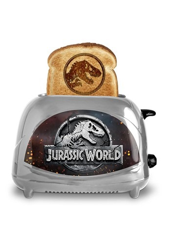 Jurassic World Toaster