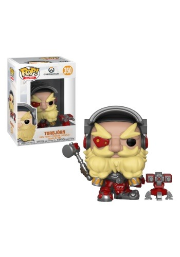 Pop! Games: Overwatch- Torbjörn