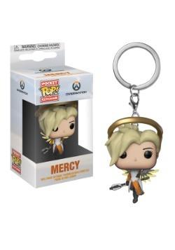 Pop! Keychain: Overwatch- Mercy