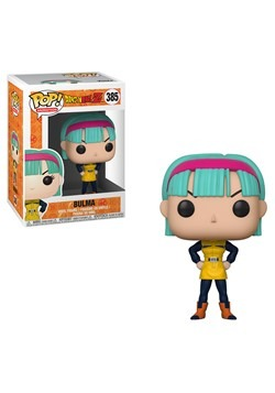 Pop! Animation: Dragon Ball Z- Bulma update1