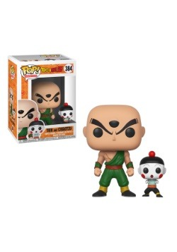 Pop! Animation: Dragon Ball Z- Chiaotzu & Tien