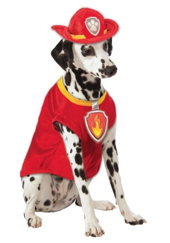 Marshall The Fire Dog From Paw Patrol Pet Costume-update1
