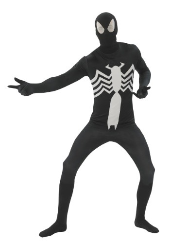 Spider Man Black 2nd Skin Costume for Adults