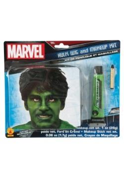 Hulk Makeup and Wig Kit