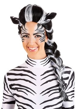 The Women's Zebra Wig