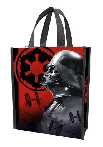 Star Wars Darth Vader Recycled Shopper Tote Treat Bag
