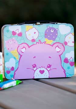Care Bears Large Tin Tote11