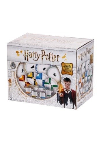 Harry Potter Houses Dinnerware Collection