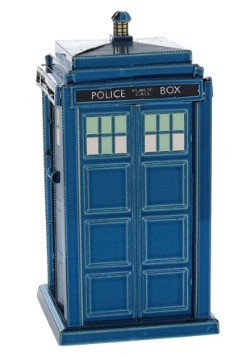 Metal Earth Doctor Who Tardis Model Kit update 1