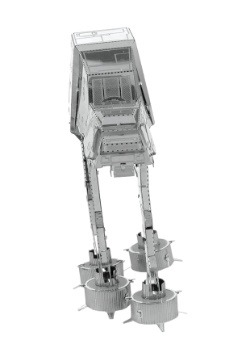 Metal Earth Star Wars AT-AT Model Kit update 1
