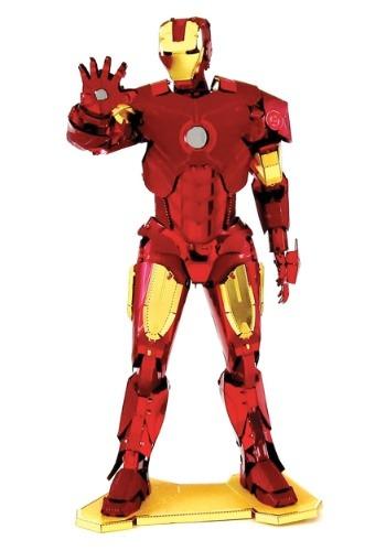 Metal Earth Iron Man Model Kit