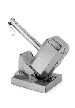 Metal Earth Thor Hammer Mjolnir Model Kit