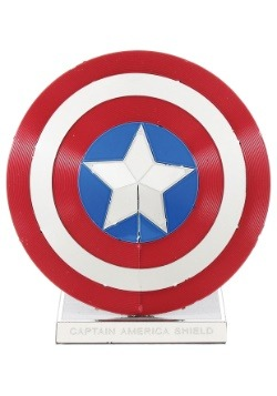 Metal Earth Captain America's Shield Model Kit