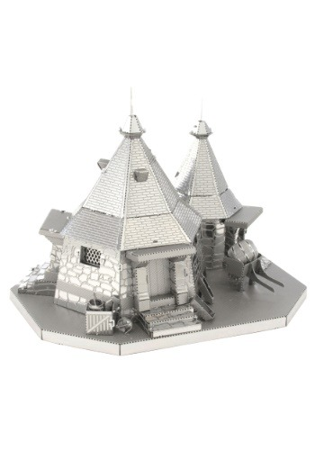 Metal Earth Harry Potter Hagrid's Hut Model Kit