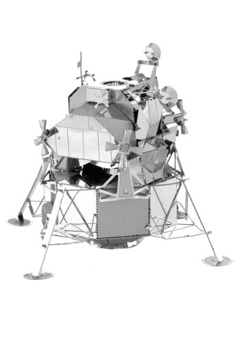Metal Earth NASA Apollo Lunar Module Model Kit update 1
