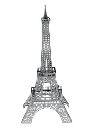 Metal Earth Eiffel Tower Model Kit update 1