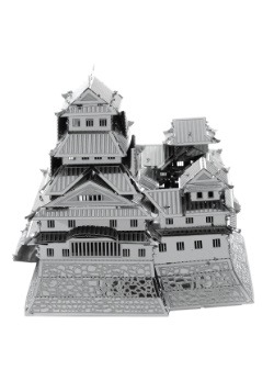 Metal Earth Himeji Castle Model Kit update 1
