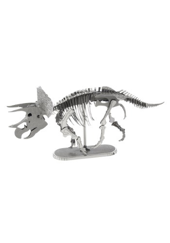 Metal Earth Triceratops Model Kit