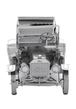 Metal Earth 1908 Ford Model T Model Kit update 2