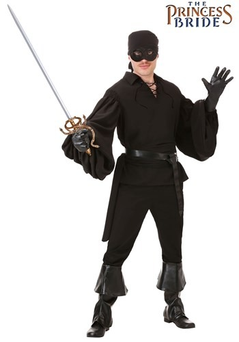 The Princess Bride Adult Authentic Westley Costume