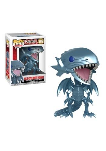 Pop! Animation: Yu-Gi-Oh!- Blue Eyes White Dragon