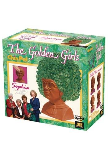 The Golden Girls Chia Pet Sophia