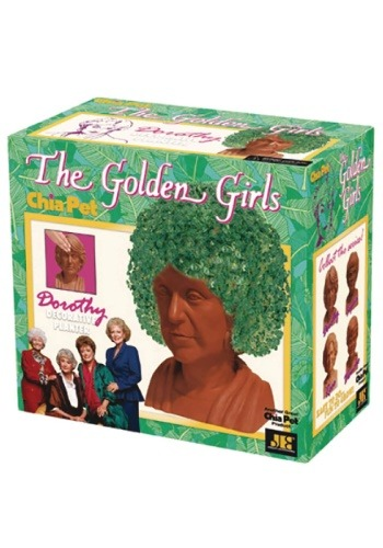 Golden Girls Dorothy Chia Pet