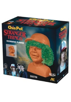 Stranger Things Dustin Chia Pet