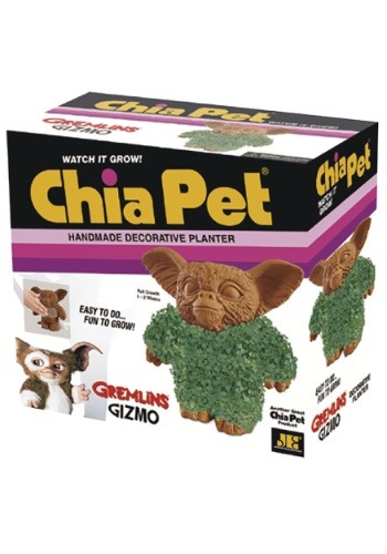 Gremlins Gizmo Chia Pet