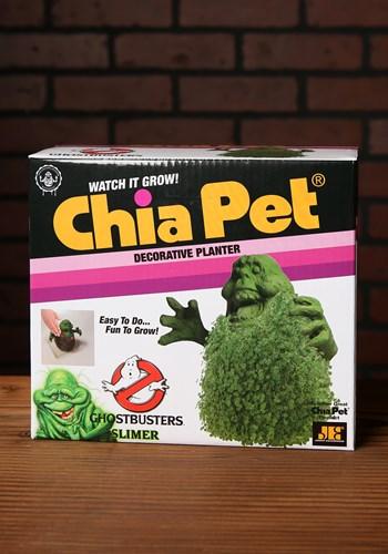 Ghostbusters Slimer Chia Pet