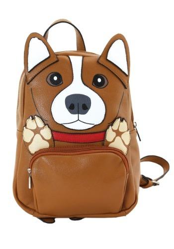 """Corgi 12"""" Mini Backpack-update1"""